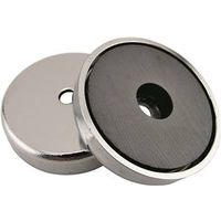 Master Magnetics 07217 Round Magnetic Base