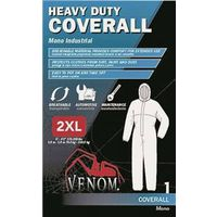 Medline VENCV300XXL Venom Coveralls