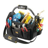 Tech Gear L234 Open Top Tool Carrier With LED
