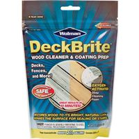 Wolman DeckBrite Biodegradable Wood Cleaner and Coating Prep