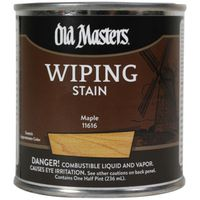 Old Masters 11616 Oil Based Wiping Stain