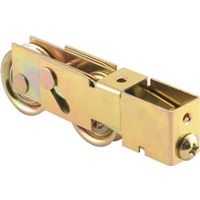 Prime Line D1808 Concave Edge Sliding Door Roller Assembly