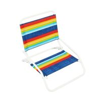 BEACH CHAIR STEEL ASSORTED