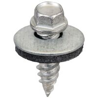 "Metal Building Screws, 2"" Galvanized"