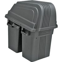 Poulan 960730024 2-Bin Soft Side Grass Bagger