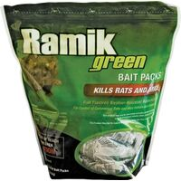 Ramik Green Place Rat & Mouse Killer Bait Pack, 16 Pk