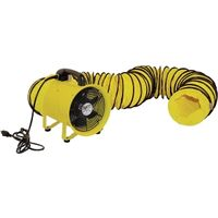 Portable Cylinder Exhaust Blower, 12""
