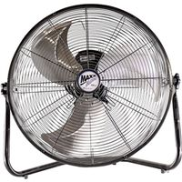 20 inch high velocity floor fan