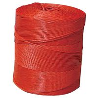 BALER TWINE ORANGE POLY 9,600FT (2PK)