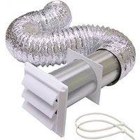 LamaFlex 407W Dryer Vent Kit