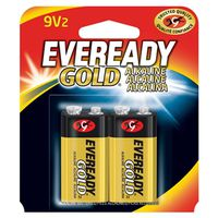 Eveready Gold A522BP Alkaline Battery