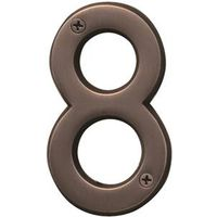 Hy-Ko BR Old World Prestige Weather Resistant House Number