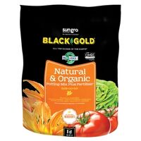 Black Gold Natural & Organic Potting Soil, 8 Qt
