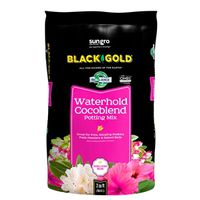 Black Gold 1402030 2 CFL P Waterhold Cocoblend Potting Soil
