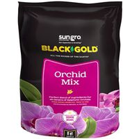 Sun Gro 1411402 8 QT P Black Gold Orchid Mix, Premium Quality, 8 Quart