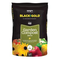 Black Gold 1411602 1 CFL P Garden Compost
