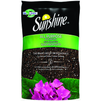 Sunshine All Purpose  Planting Mix, 2.5 Cu'