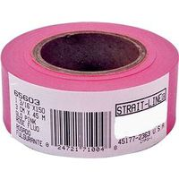 Strait Line 65603 Non-Adhesive Flagging Tape