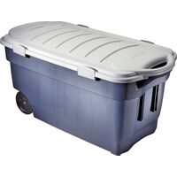 Wheeled Storage Box, 45 Gal
