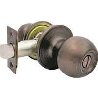 Mintcraft T3K10V Saturn Tubular Door Knob Lockset