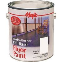 Majic 8-0074 Oil Based Floor Paint