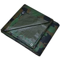 Mintcraft C1212110 Poly Tarpaulin with Grommets