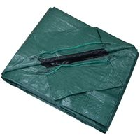 Mintcraft Y0909GG140 Extra Poly Tarpaulin with Drawstring