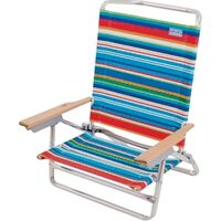 Rio Lay Flat Chair, Mai Tai