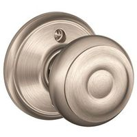 GEORGIAN DUMMY SATIN NICKEL