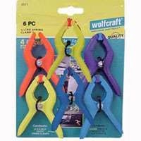 Wolfcraft 3420410 Micro Spring Clamp Set