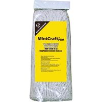 Cotton Wet Mop Refill, 16 oz