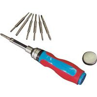 Channellock 181CB 18-In-1 Multi-Bit Ratcheting Screwdriver