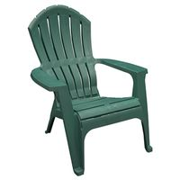 Chair Adirondack Stackable Hunter Green