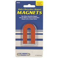 Master Magnetics 07225 Horseshoe Magnet With Keeper