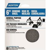 Norton 88245 Type 1 Straight Grinding Wheel