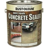 Rust-Oleum 239416 Wet Look Concrete Sealer