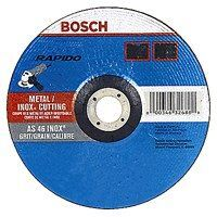 Stainless Steel Cutting Disc, 6""