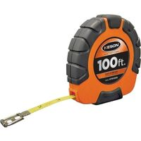 Steel Tape Measure, 100'