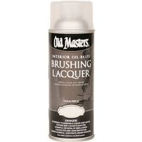 Old Masters 92910 Oil Based Brushing Lacquer