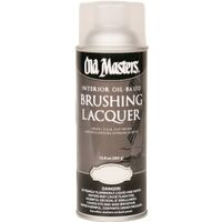 Brush Lacquer Spray, 13 oz Satin