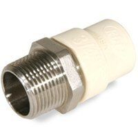 1/2 Stainless Trans Male Adapter