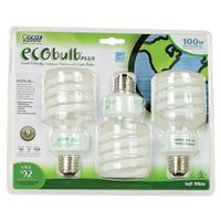 Ecobulb BPESL23TM/3/ECO Non-Dimmable CFL