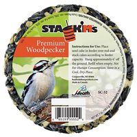 Stack'Ms SC-52 Wood Pecker Seed Cake