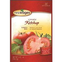 MRS WAGES KETCHUP TOMATO MIX 5OZ