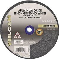 Vulcan 980190OR Straight Grinding Wheel