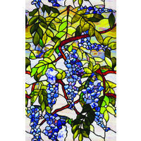 WINDOW FILM, 24X36, WISTERIA