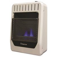 HEATER BLUE FLAME DUAL FUEL10K