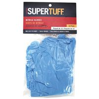 GLOVES BLUE NITRILE 12 PACK