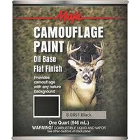 Majic 8-0851 Oil Based Camouflage Paint