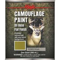 Majic 8-0852 Oil Based Camouflage Paint